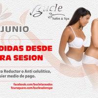 Photo taken at Bucle Salón & Spa by Bucle  Salón & Spa on 5/31/2012