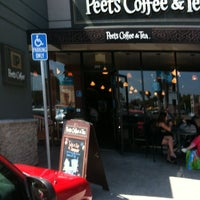 Photo taken at Peet's Coffee & Tea by Stu R. on 6/10/2012