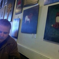 Photo taken at New Moon Cafe by Dana G. on 2/13/2012
