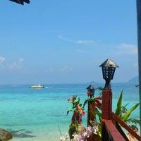 Photo taken at senjabay resort by apotoxin t. on 8/19/2012
