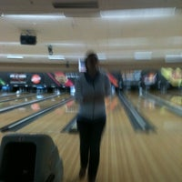Photo taken at AMF Wantagh Lanes by Fran M. on 6/17/2012