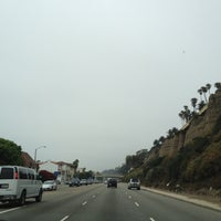 Photo taken at Pacific Coast Highway (PCH / CA-1) by Monzi on 7/22/2012