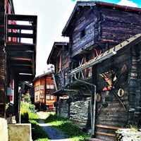 Das Foto wurde bei Bellwald - Ihr Schweizer Ferienort von Snowest am 7/21/2012 aufgenommen
