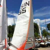 Das Foto wurde bei National Sailing Centre von ,7TOMA™®🇸🇬 S. am 7/21/2012 aufgenommen
