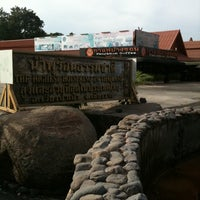 Photo taken at The Highest Hot Spring in Thailand by Suwannee K. on 6/16/2012