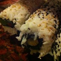 Photo taken at Yoko Sushi by Gonzalo M. on 8/1/2012