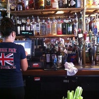 Photo taken at The Britannia Pub by Tarek P. on 9/10/2012