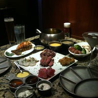 Photo taken at The Melting Pot by Stacey on 5/27/2012