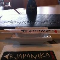 Photo taken at Japanika by Adi G. on 3/2/2012