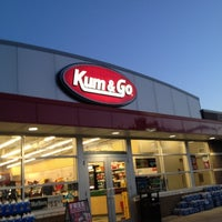 Photo taken at Kum & Go by Robert L. on 8/7/2012