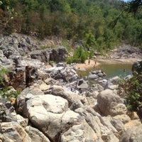 Photo taken at Johnson's Shut-Ins State Park by Melissa L. on 7/22/2012