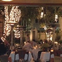 Photo taken at Spago Beverly Hills by Natalie on 2/10/2012