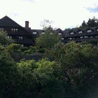 Photo taken at Trapp Family Lodge by Patrick L. on 5/24/2012