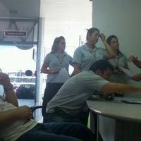 Photo taken at Pontanegra Fiat by Gilberto J. on 3/8/2012