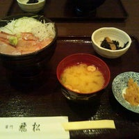 Photo taken at 日本料理 飛松 by k ま. on 8/7/2012