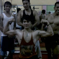 Photo taken at Eva Fitness Centre by Iwan I. on 2/18/2012