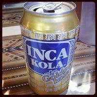 Photo taken at El Inka by Matt S. on 5/28/2012