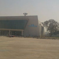 Photo taken at Lal Bahadur Shastri International Airport, Varanasi (VNS) by Deepanshu S. on 2/27/2012