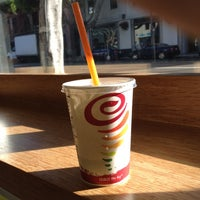 Photo taken at Jamba Juice 4th St & Santa Monica Blvd by Carlitos' W. on 8/10/2012