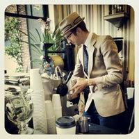 Photo taken at Sterling Coffee Roasters by Kieran H. on 5/2/2012