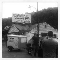 Photo taken at Skeenies Hot Dogs by Lee B. on 7/21/2012