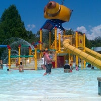 Photo taken at Water Country USA by Nathan M. on 7/29/2012