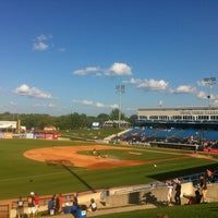 Photo taken at Fifth Third Ballpark by Ryan S. on 7/31/2012