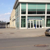Photo taken at AMT Terminus Montmorency by Louis-Philippe M. on 4/16/2012