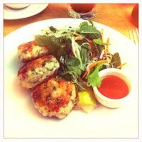 Photo taken at Lantana Cafe by Kathryn on 3/9/2012