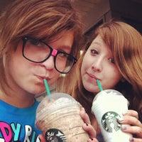 Photo taken at Starbucks by chloe c. on 6/5/2012