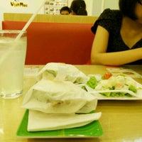 Photo taken at VietMac Riceburger by Perfume N. on 5/17/2012