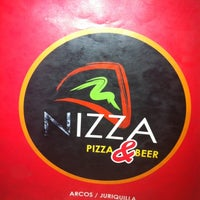 Photo taken at NIZZA Pizza & Beer by Gabrielle0203 G. on 6/11/2012