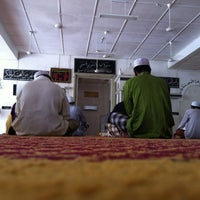 Photo taken at Masjid Naim by ahmad m. on 2/17/2012