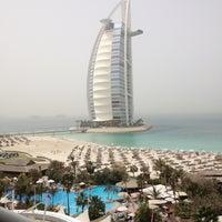 3/24/2012 tarihinde 33 7.ziyaretçi tarafından Jumeirah Beach Hotel'de çekilen fotoğraf