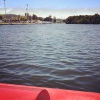 Photo taken at El Estero Park by Dannie D. on 7/7/2012