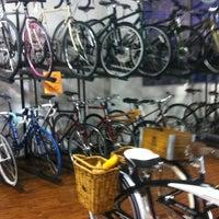 Photo taken at Zen Bikes by Erin L. on 8/11/2012
