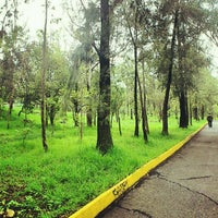 Photo taken at Parque Ecológico Las Águilas by Ana M. on 7/12/2012