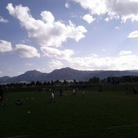 Photo taken at Pleasant View Sports Complex by Leonard K. on 4/27/2012