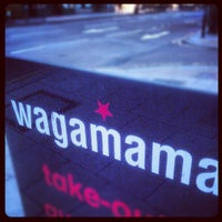Photo taken at wagamama by Pablo R. on 6/8/2012