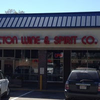 Photo taken at Acton Wine and Spirits by Donald D. on 5/12/2012