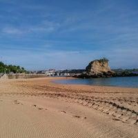 Photo taken at Playa Camello by Jm V. on 7/22/2012