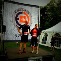 Photo taken at The North Face Endurance Challenge by Tahnee P. on 5/6/2012