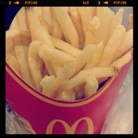 Photo taken at McDonald's by Strawberry C. on 8/19/2012