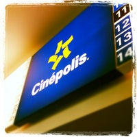 Photo taken at Cinépolis by Alberto R. on 5/28/2012
