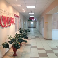 Photo taken at Административно-торговый центр by Dmitry K. on 4/22/2012