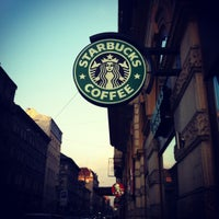 Photo taken at Starbucks by Martin P. on 3/9/2012