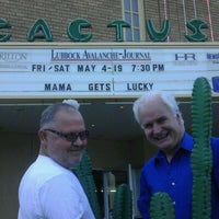 Photo taken at Cactus Theater by David W. on 5/11/2012