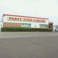 Photo taken at Party Time Liquor by Adam J. on 3/19/2012