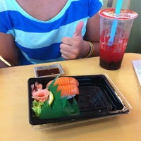 Photo taken at Mac's Sushi by Kelly F. on 6/14/2012
