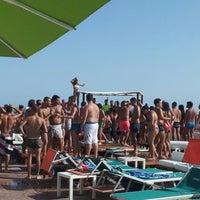 Photo taken at SeaYou Beach Club by Giancarlo G. on 7/14/2012